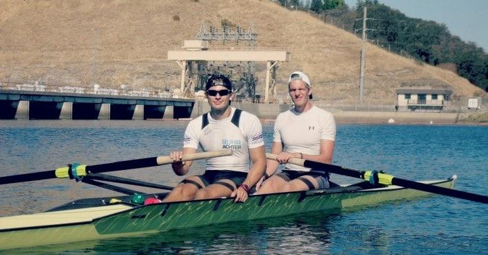 Filip Adamski: Vom olympischen Ruder-Gold zum Abtrainieren