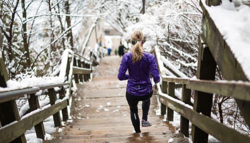 Fit durch den Winter Teil 2: Trainingstipps für draußen und drinnen