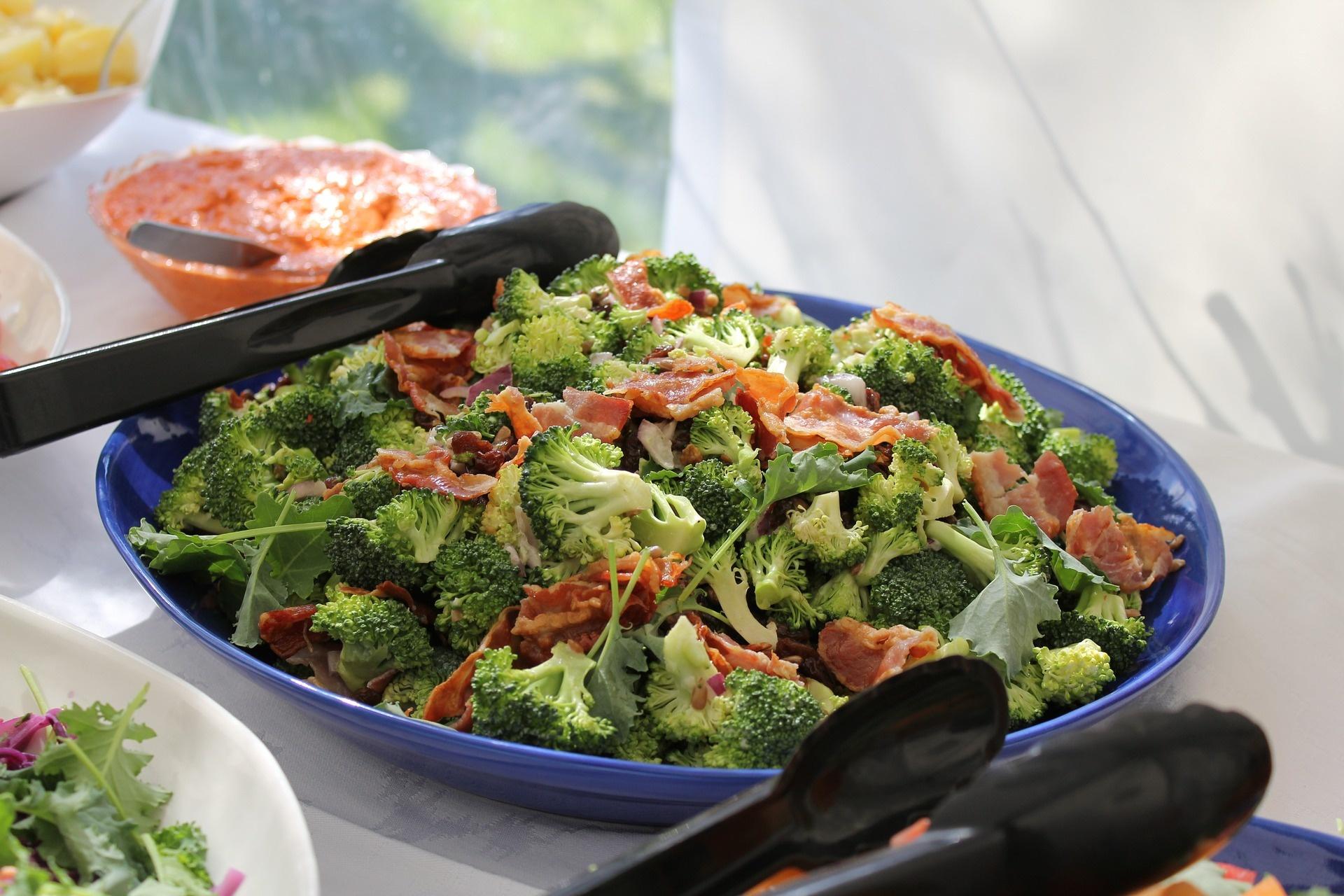 Fitfood Brokkoli- gesunde rezeptideen in wenigen Minuten