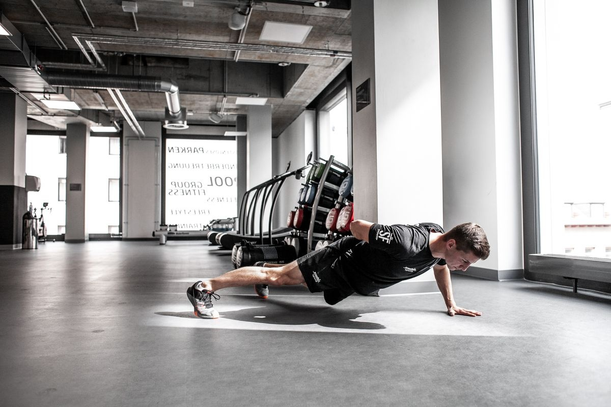 FitnessTrainer Coach Klotz bei engelhornsports