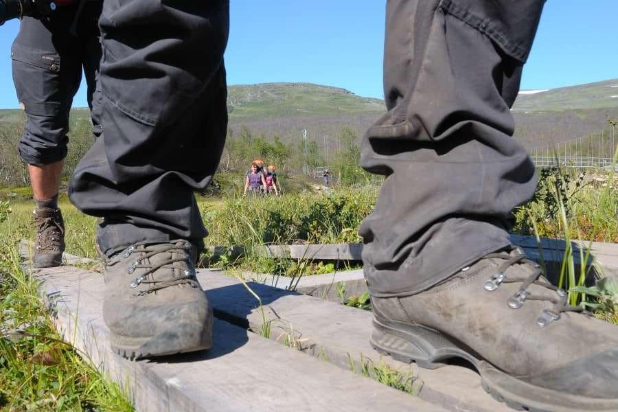 Fjällräven Classic: Trekkingwettbewerb mit Traum-Kulisse