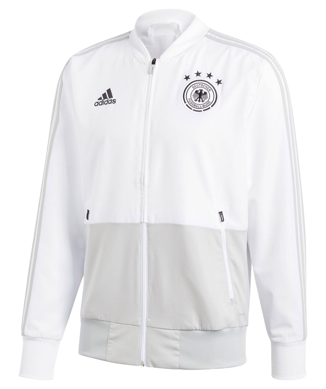adidas Herren Fußball-Trainingsjacke