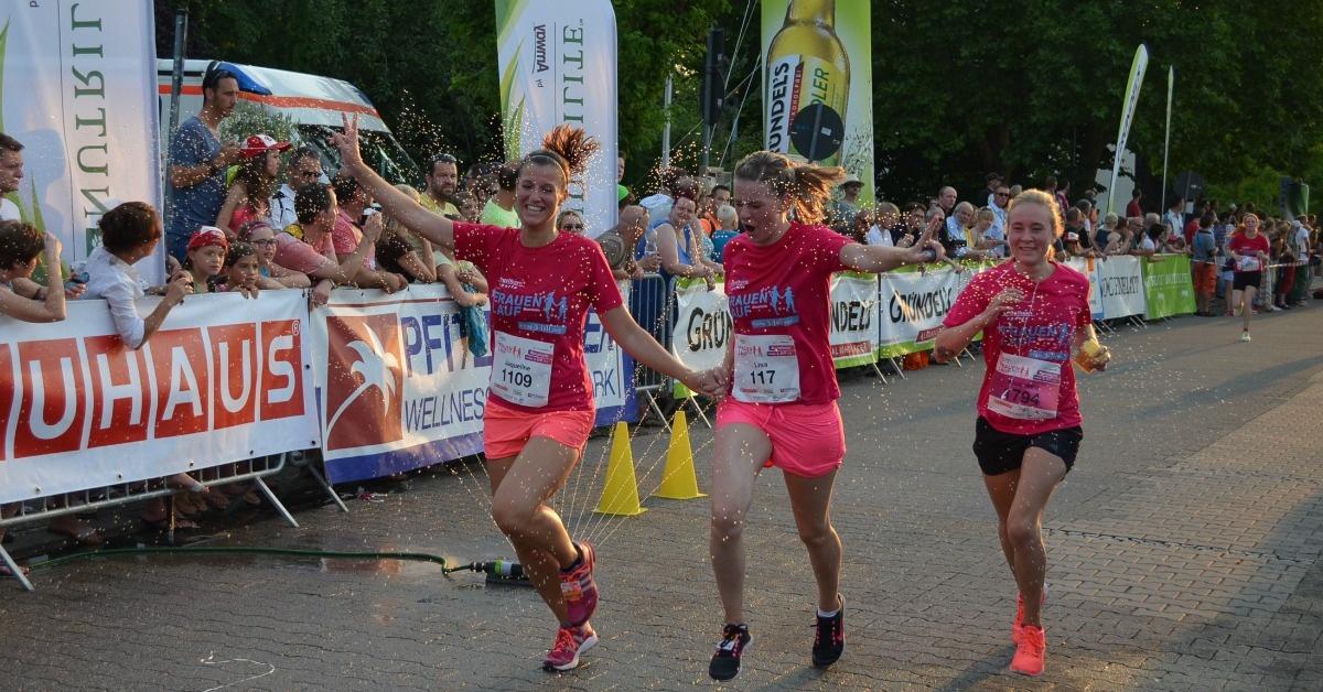 Frauenlauf Trainingsplan: in 6 Wochen fit Für die 6 km