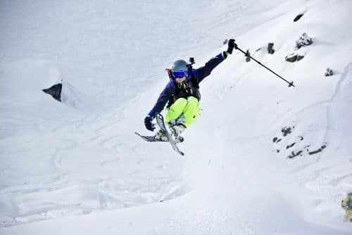 Freeride Mission 2015 in Disentis – mission completed