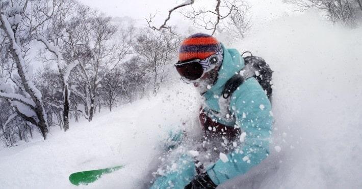 Freeriden in Japan - das Powder Paradise auf Hokkaido
