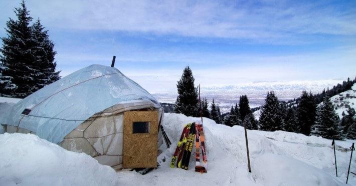 Freeski in Kirgisistan – der etwas andere Trip
