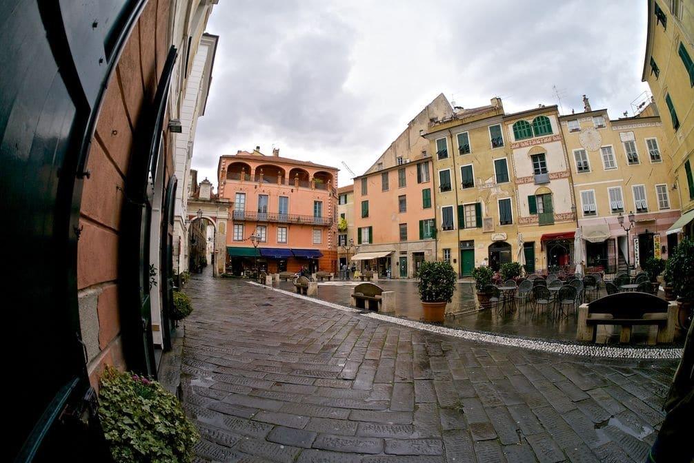 Frühlingssuche - Radreise in Italien