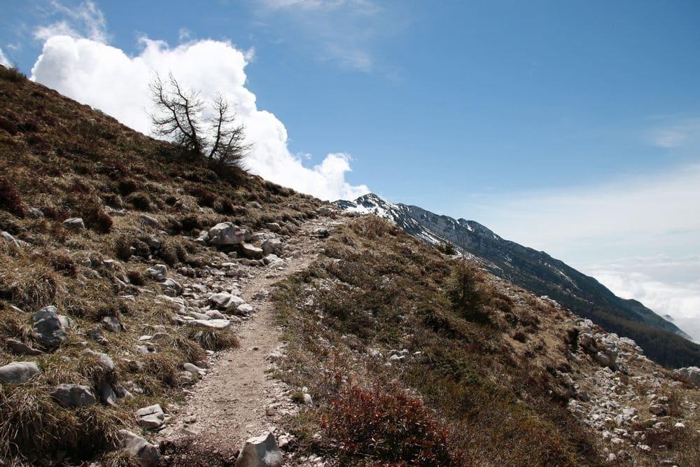 Gardasee Wandertipp: Gratwanderung auf dem Monte Baldo