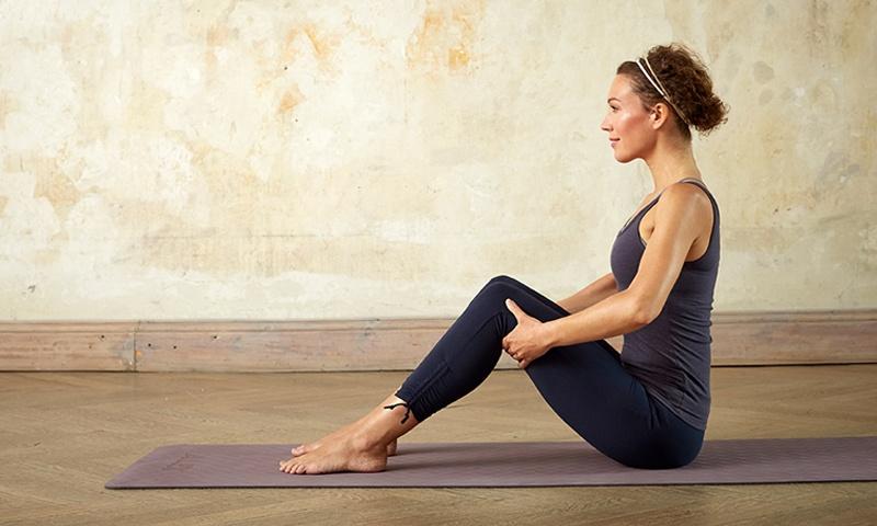 Gesunder Rücken mit Health Yoga