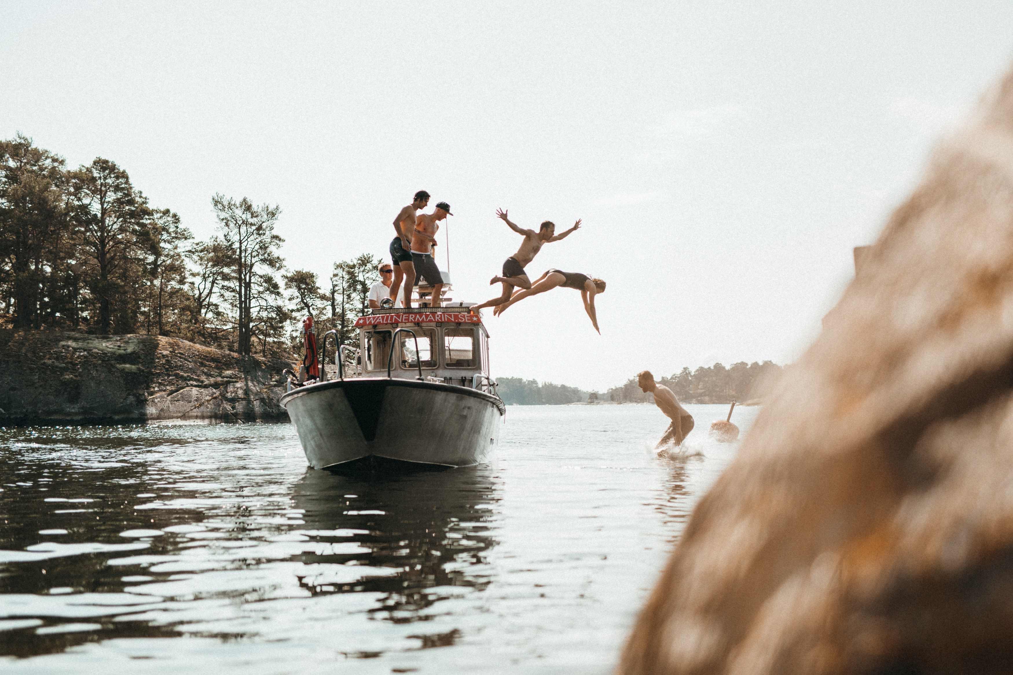 #GOBACKPACK - Mit Jack Wolfskin auf eine einsame Insel in Schweden!