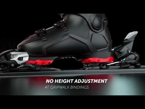 Gripwalk: Leichter Laufen - Die Revolution bei Skischuh-Sohlen