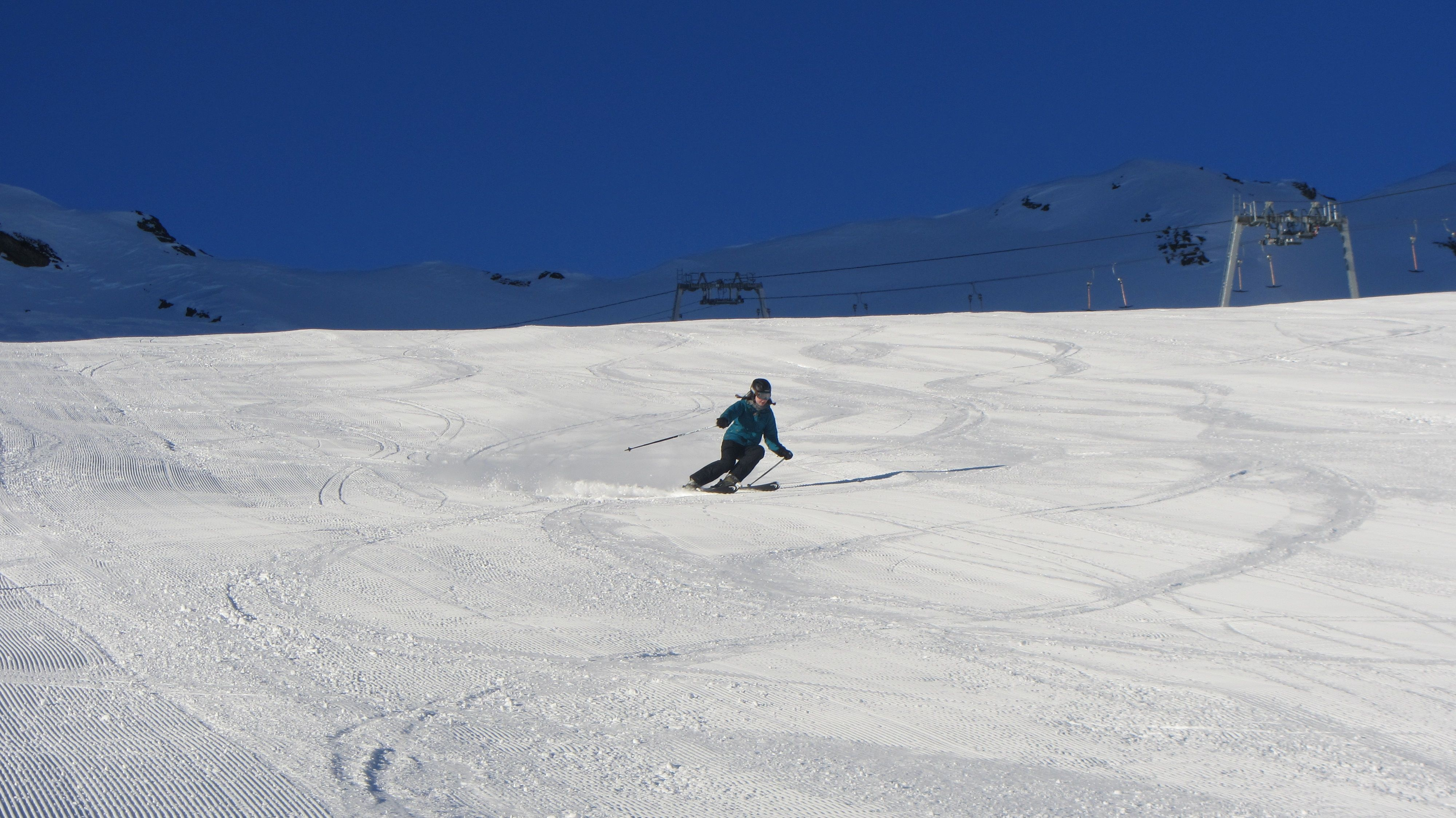 Head i Supershape Speed Ski Testbericht