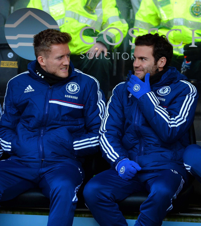 Highlights beim FC Chelsea, dem DFB-Team und der NBA