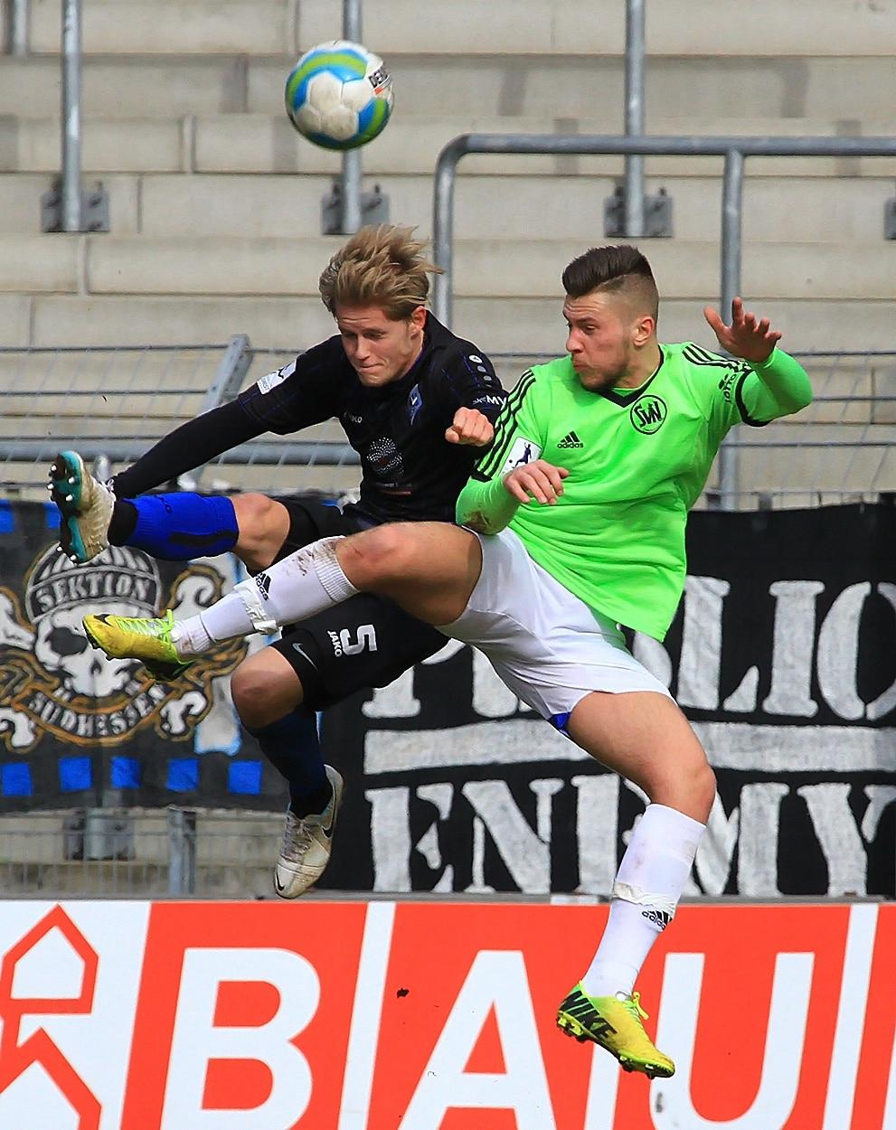 Holpriger Start für den SV Waldhof Mannheim in die Rückrunde
