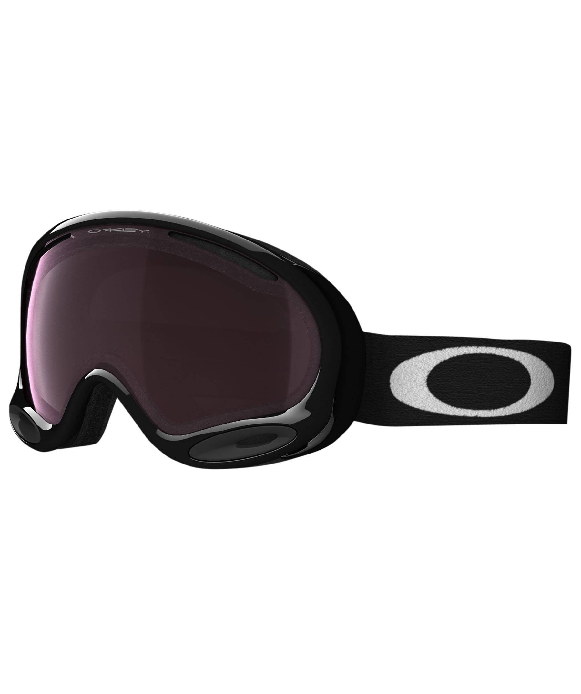 Oakley Herren Ski- und Snowboardbrille A Frame 2.0 black/prizm black iridium