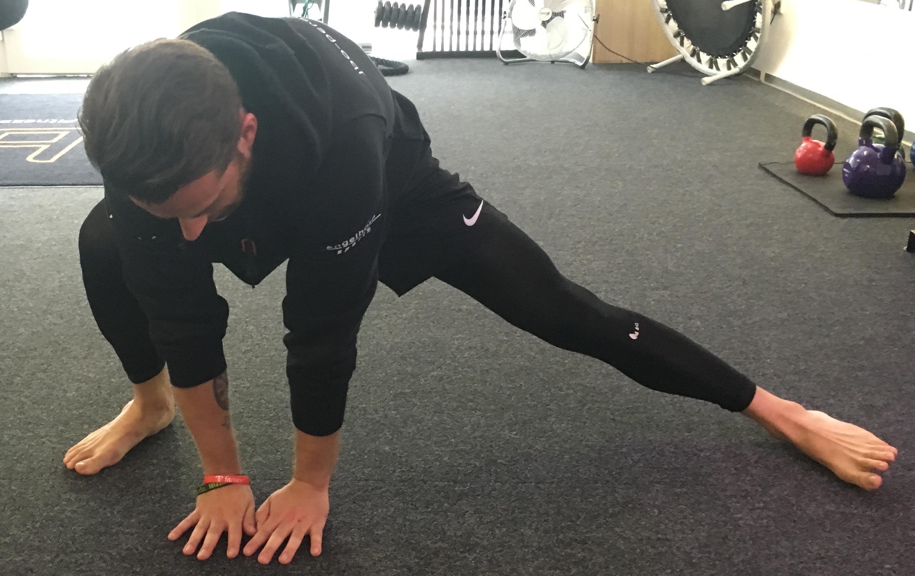 Hüftmobilität steigern und leistungsfähiger werden