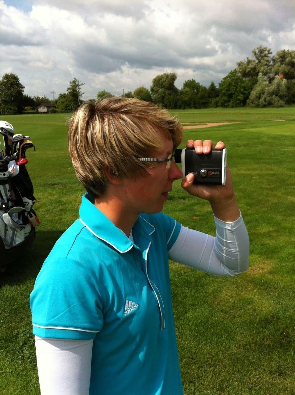 Im Test: Bushnell Tour Z6 Laser-Entfernungsmessgerät