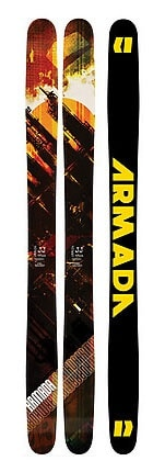 """Im Test: Freesride Ski """"Armada JJ"""" 185cm"""