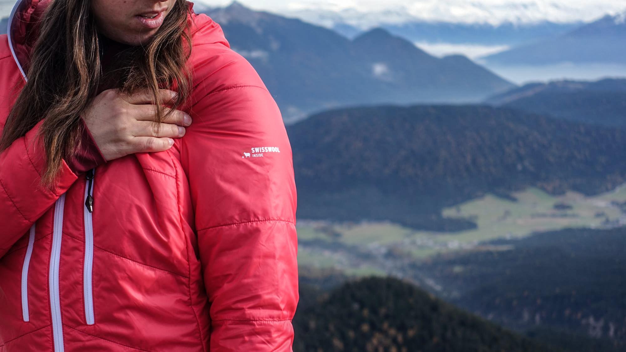 Im Test: Ortovox Lavarella Swisswool Jacke