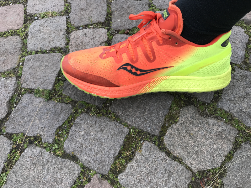 Im Test: Saucony Freedom ISO