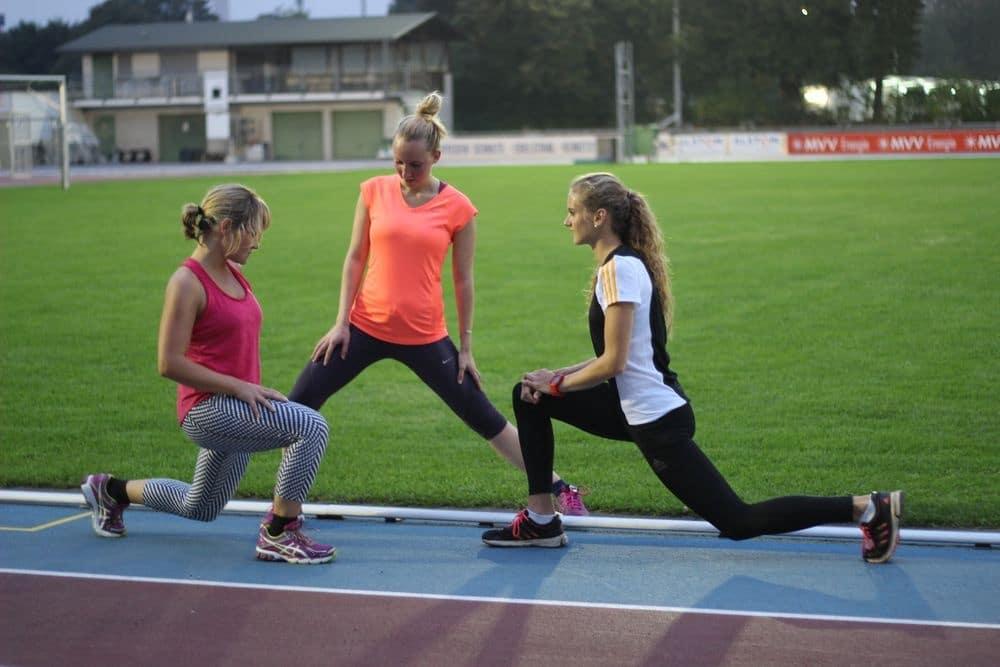 Jetzt anmelden zum engelhorn sports Lauftreff für den Mannheimer Frauenlauf 2015