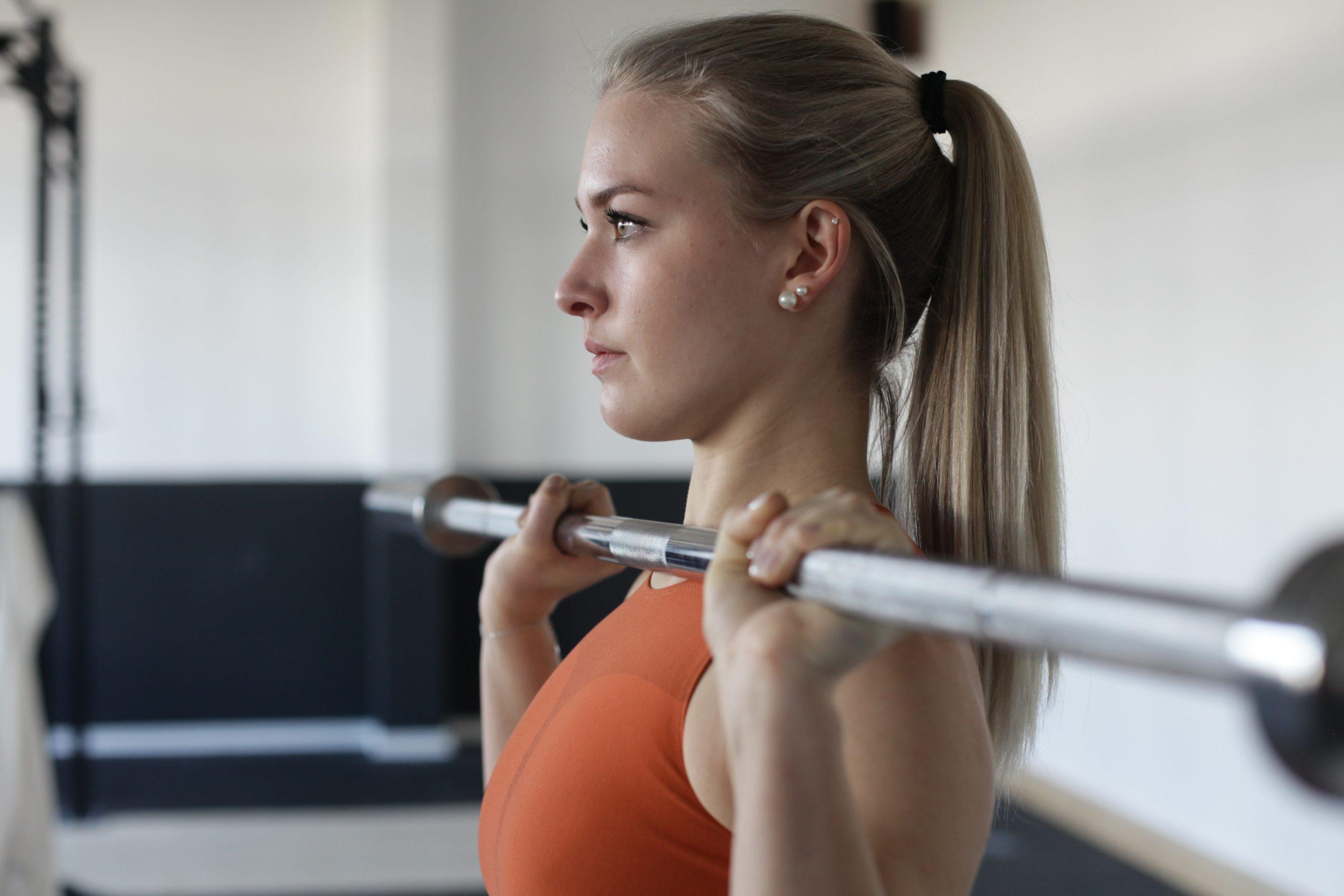 Keine Angst vor Gewichten – Oberkörpertraining für Frauen