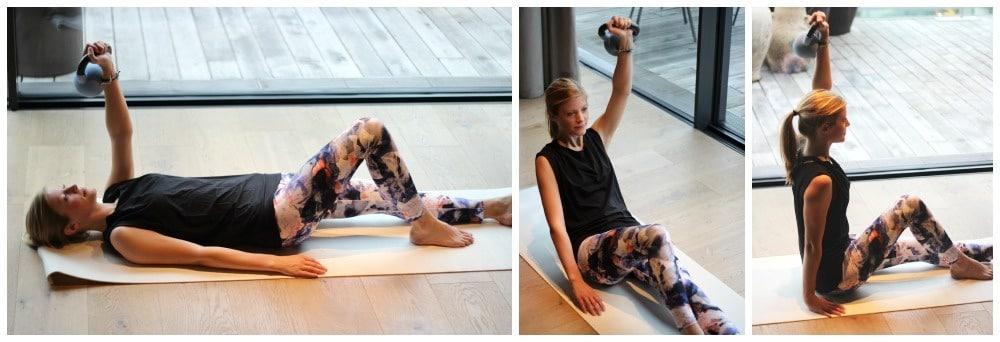 Kettlebell-Workout: 5 Übungen für einen straffen Körper