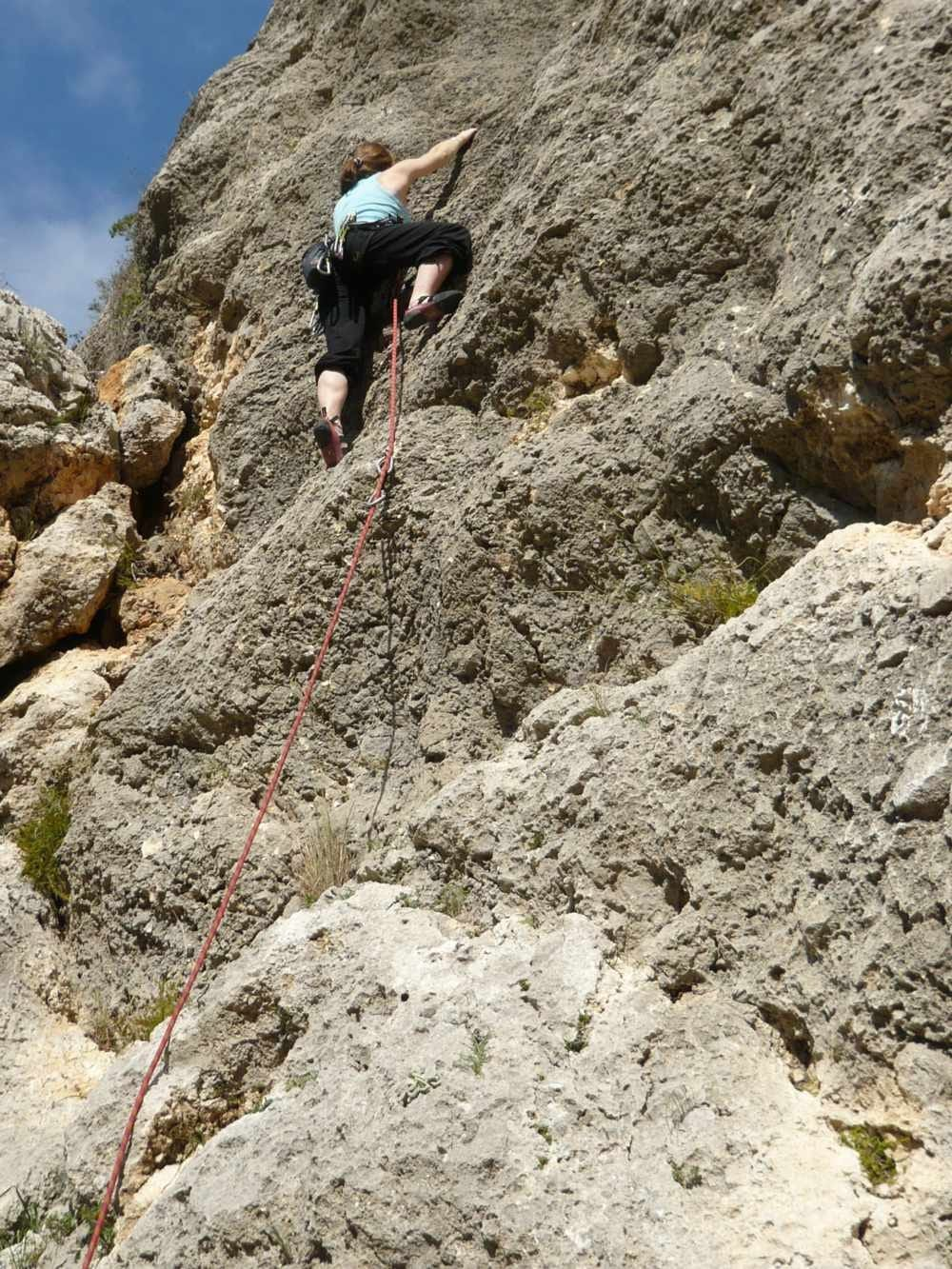 Klettern in der Türkei: Das JoSiTo Camp