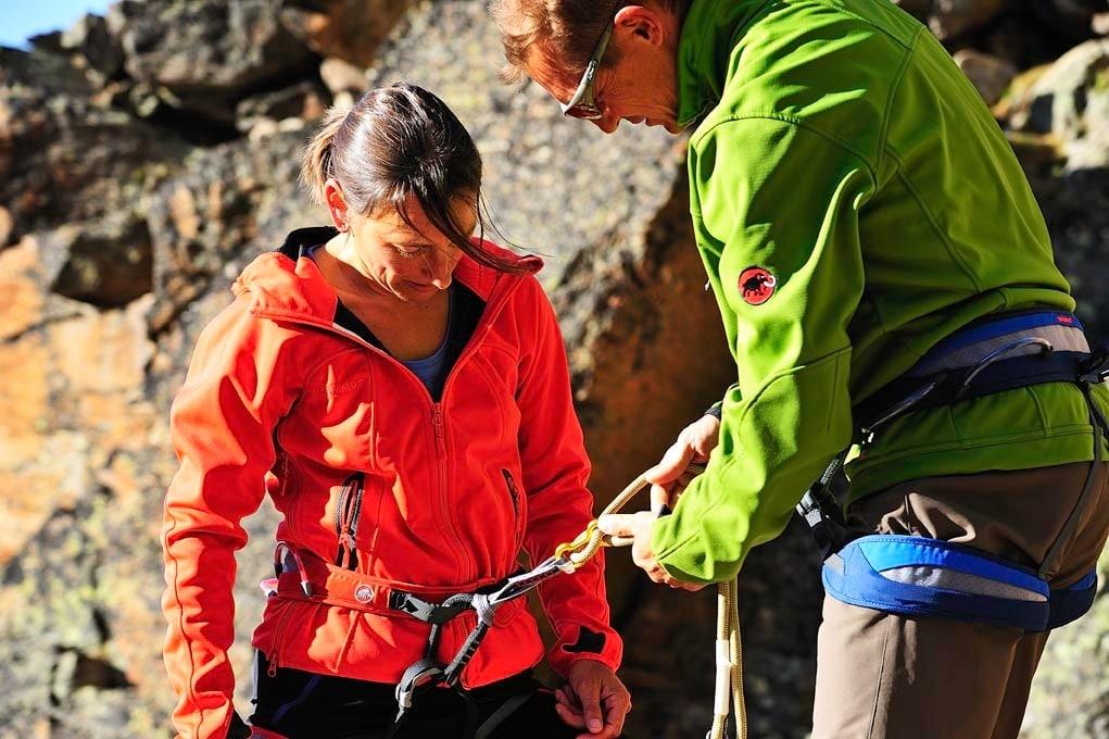 Klettersteig Tipps: Sicherheit und Verhalten im Steig