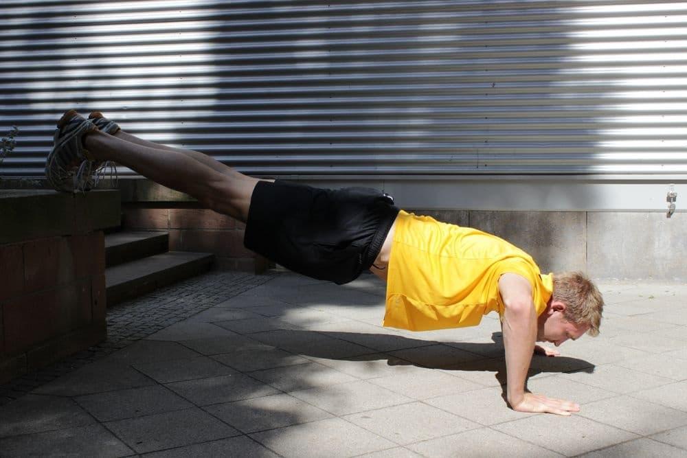 Körpergewichtsübungen für ein effektives Workout