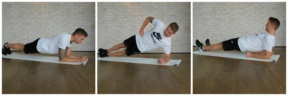 Krafttraining für Fußballer - 3 Übungen um Muskeln aufzubauen