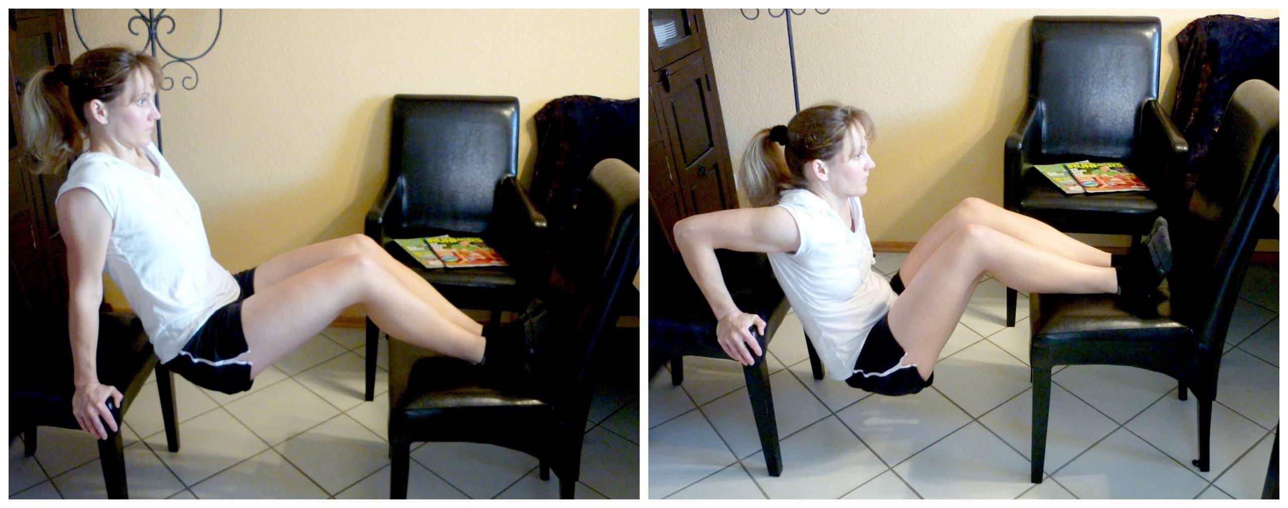 Zwischen Zwei Stühlen