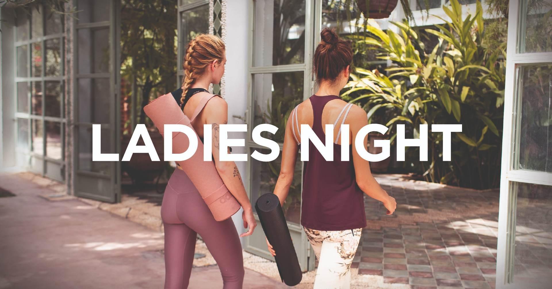 Ladies Night bei engelhorn sports