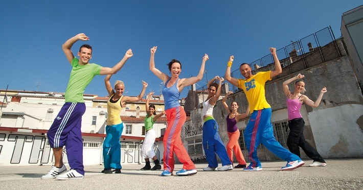 Latin Dance Workout: Fatburn-Turbo mit dem besonderen Groove