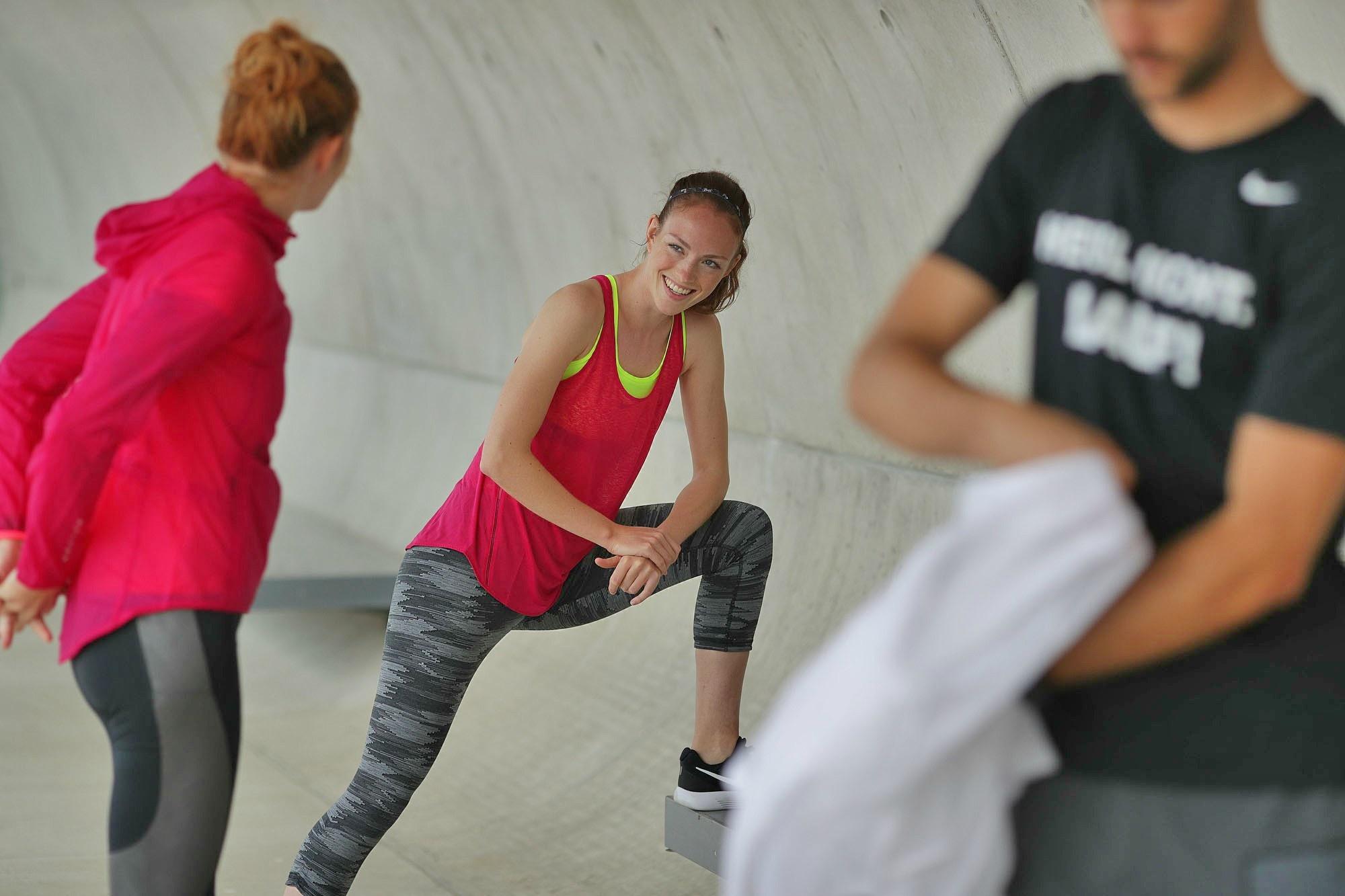 Laufen in einer Laufgruppe: Motivationsspritze und Community