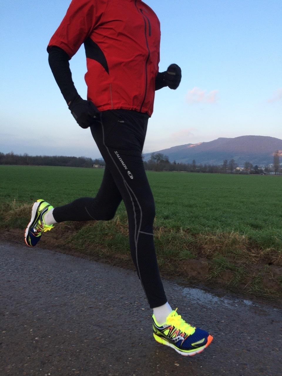 Laufschuh des Monats: Saucony Triumph ISO