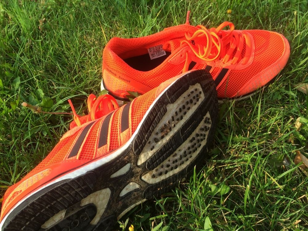Laufschuhtest: adidas AdiZero Adios Boost 2