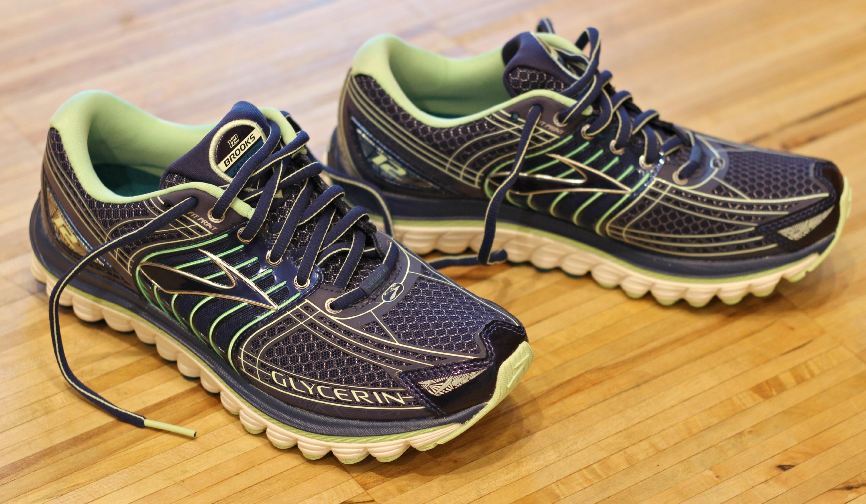 Laufschuhtest: Anna testet den Brooks Glycerin 12