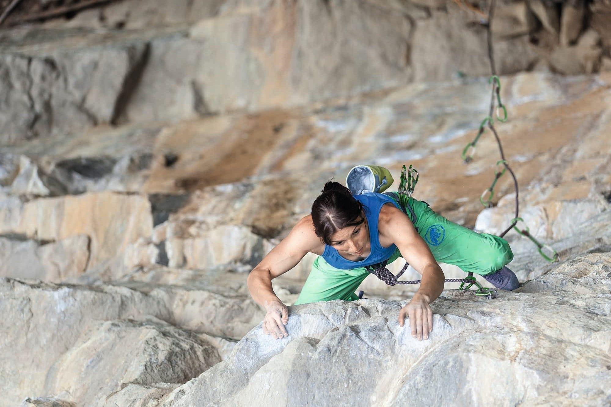 Mammut-Aktion Coach & Climb im Ötztal