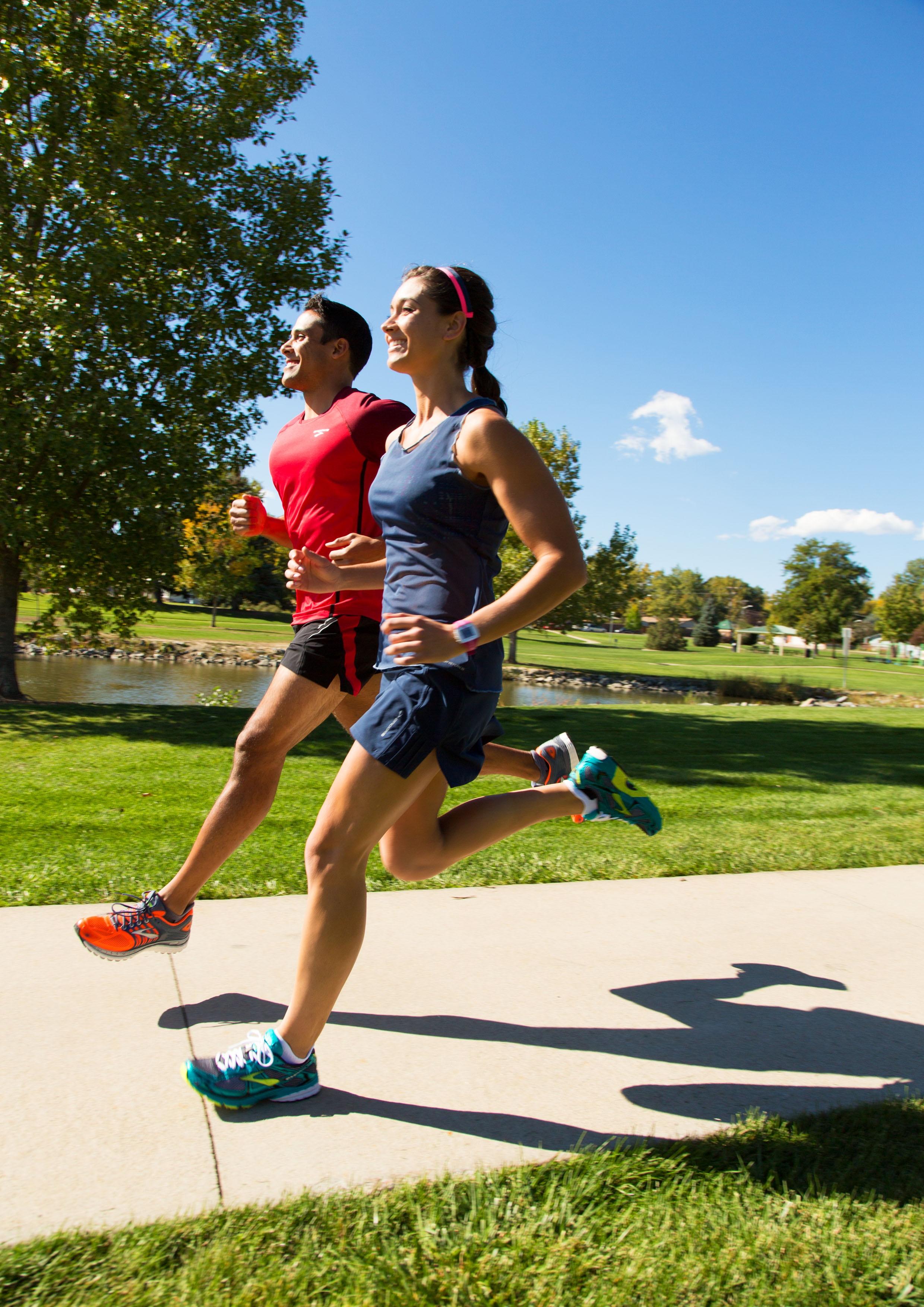 Marathontipps von Brooks und engelhorn sports: Risiko Stressfraktur