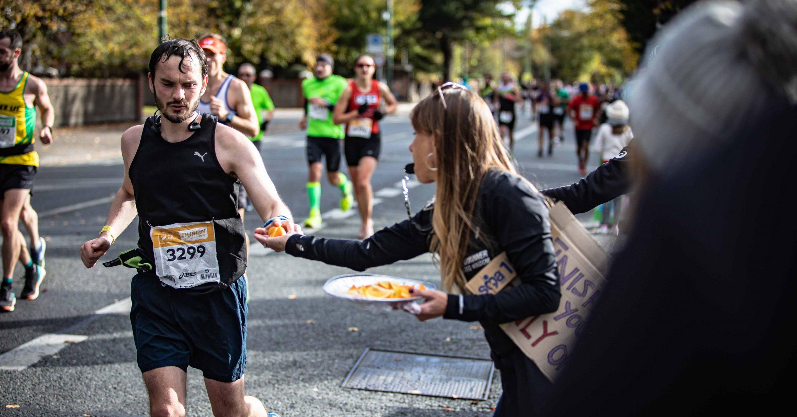 Marathonverpflegung – Auf was muss ich achten?