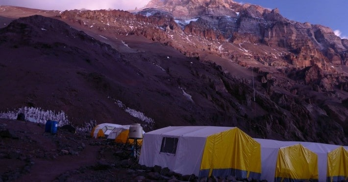 Mein Aufstieg zum Aconcagua - Teil 1
