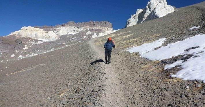 Mein Aufstieg zum Aconcagua - Teil 2