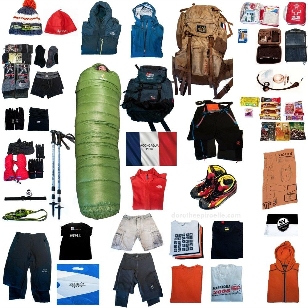 Mein Logbuch der ersten Tage am Aconcagua
