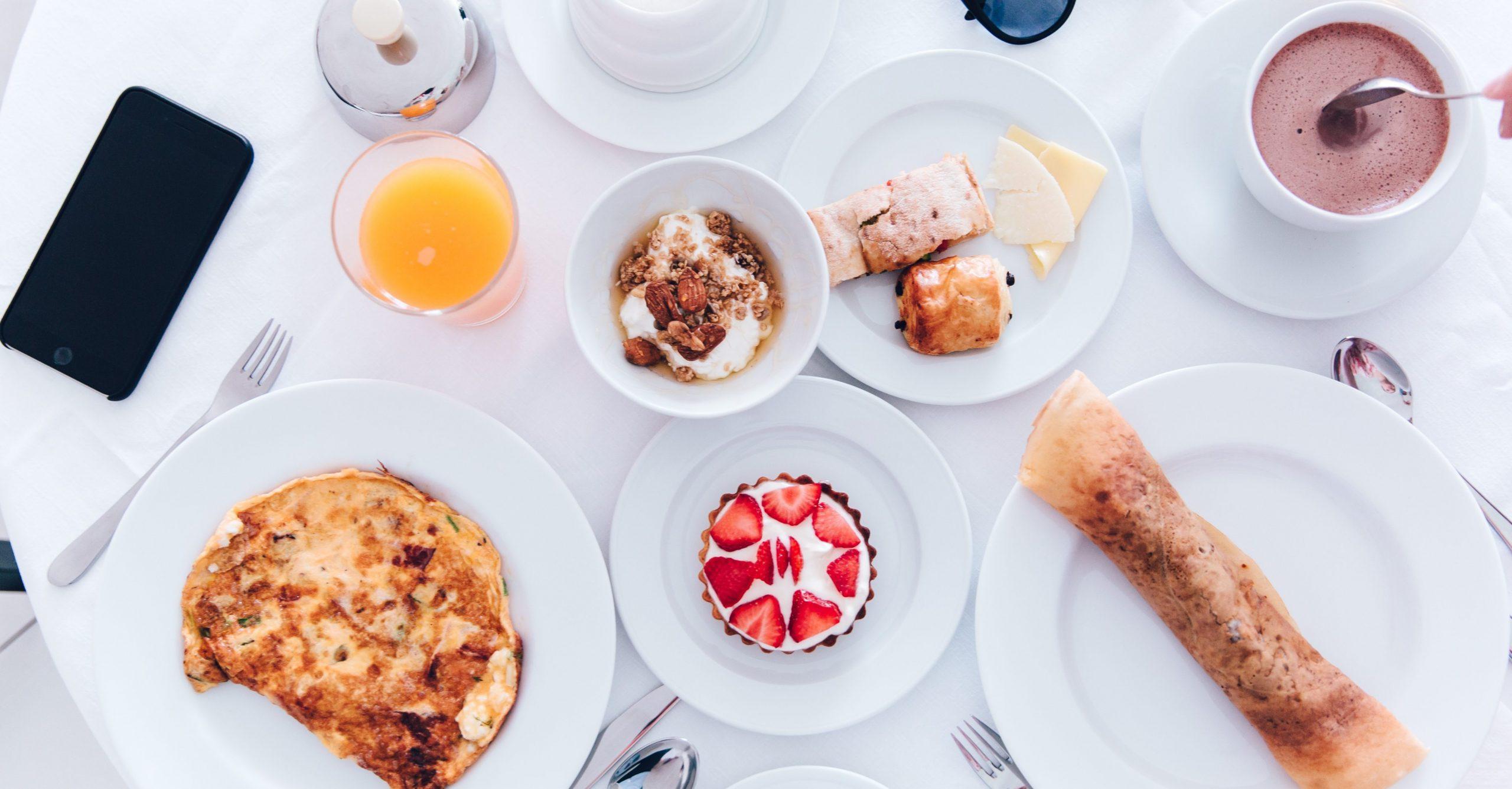 Mit Frühstück zum Traumkörper?