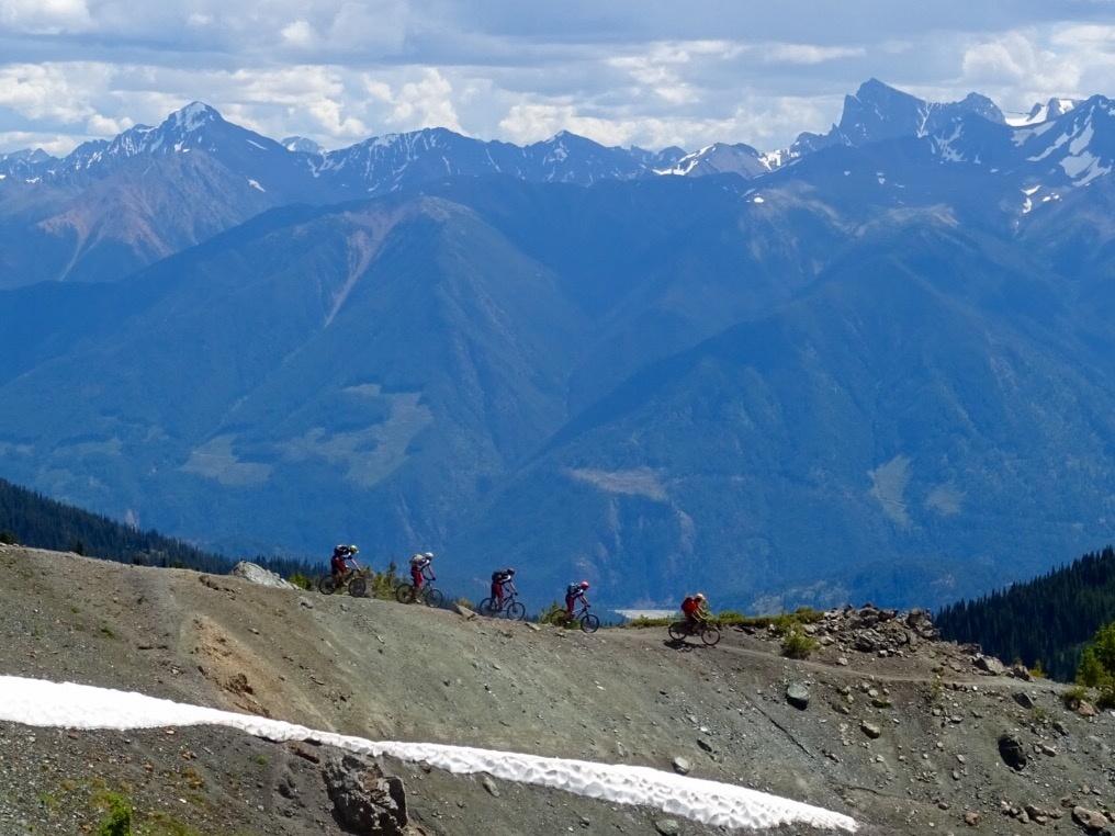 Mountainbike-Mekka Kanada