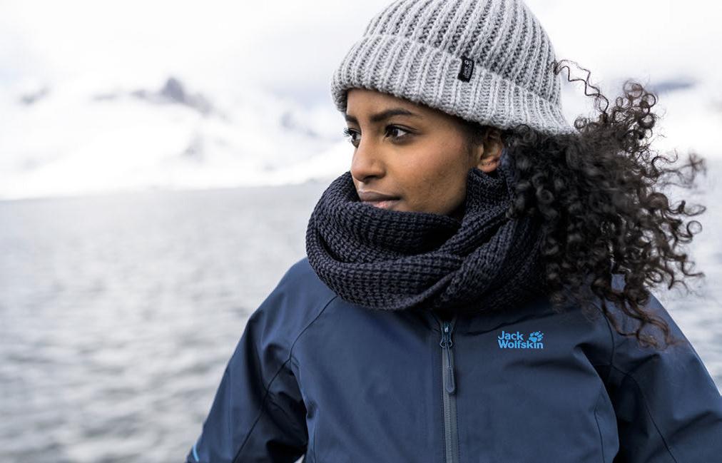 Nachhaltige Winterfreuden – Die Highlights der neuen JACK WOLFSKIN Kollektion