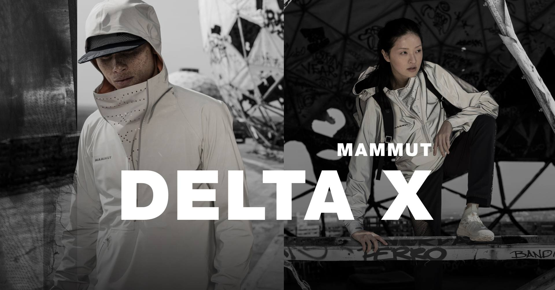 NEW IN: DeltaX by Mammut