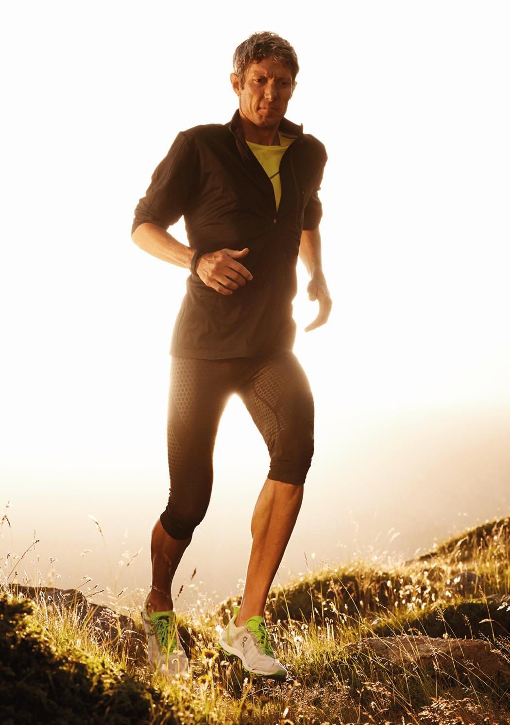 New in: Die Schweizer Laufschuhmarke On - Laufen wie auf Wolken