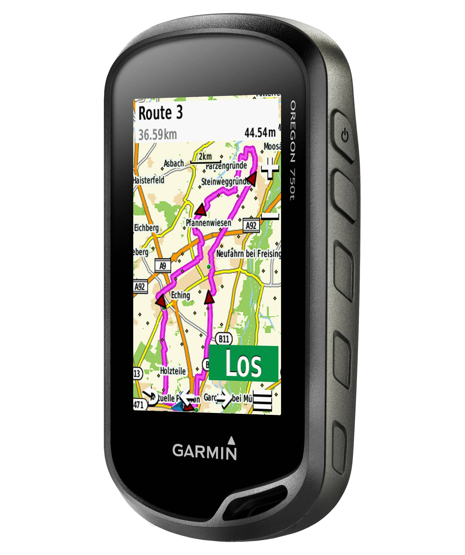 New In: Garmin Edge 820 und Garmin Oregon 750